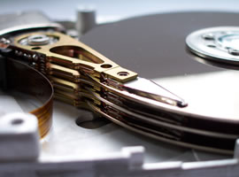 Data Recovery/File Recovery - Hard Disk Drive (HDD)