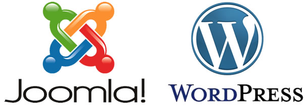 Joomla! and WordPress CMS Support