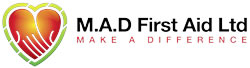 MAD First Aid Ltd logo