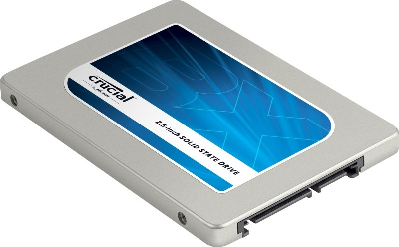 Crucial 2.5 inch SSD Solid-State Drive